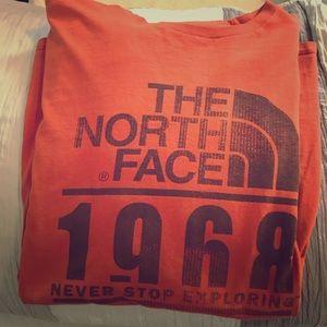 North face T-Shirt.  Men's Large.